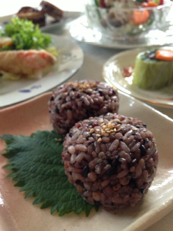 マクロビオティック雑穀ご飯