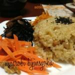 圧力鍋で美味しい♪もちもち玄米ご飯の炊き方
