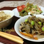 お野菜をもっと豊かに♪7月のマクロビ料理教室 基礎コース開催