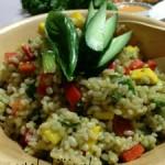 サラダライス&トマトスープでマクロビ料理教室開催♪