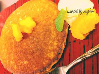 マクロビオティックパンケーキ