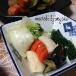 2月東京新宿マクロビオティック料理教室~時短・簡単料理と和菓子