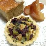 マクロビスイーツ教室開催~ケーキ&タルトを卵、バター、砂糖なしで