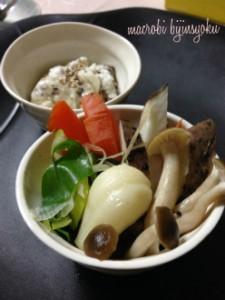 デトックス料理香味野菜スチーム