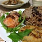 初心者さまの☆豆と雑穀たっぷりマクロビ料理教室3月ご案内