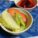 旨みをひきだす~野菜と乾物の常備菜♪マクロビ料理教室開催しました