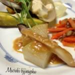 4月東京マクロビオティック料理教室ご案内~蒸し料理・簡単野菜料理♪