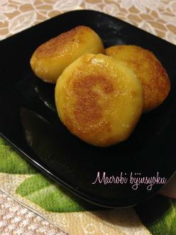 マクロビスイーツ26年5月芋餅