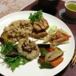 簡単野菜おかず色々の5月ゆるマクロビレッスン開催しました♪