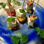 おしゃれベジおつまみを楽しむ♪7月のマクロビ料理教室ご案内