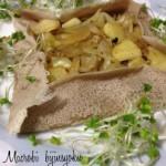 マクロビ料理教室~夏野菜でヘルシーおつまみの会、開催しました