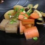 10月のマクロビ料理教室~冬の前の冷え改善ぽかぽか料理 ご案内