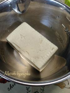 豆腐クリーム用豆腐