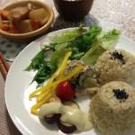 初心者さまのためのマクロビ基本の料理教室♪東京早稲田8月ご案内