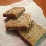 マクロビスイーツレシピ♪米粉のサクサククッキー~グルテンフリー