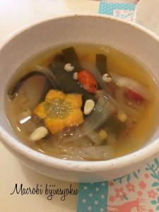 マクロビデトックススープ