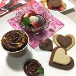 マクロビで米粉のやさしいチョコ風お菓子の教室〜開催しました