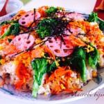 米粉と野菜で春のパーティ料理♪4月のベジ米粉料理教室のご案内