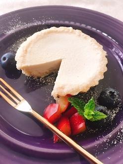 マクロビチーズケーキ30.7