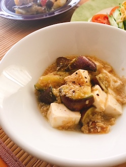 マクロビ麻婆豆腐30.7