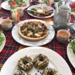 マクロビでヘルシークリスマス料理教室28年開催しました♪