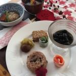 東京大塚マクロビ料理教室12月マクロビおせち料理レッスンご案内