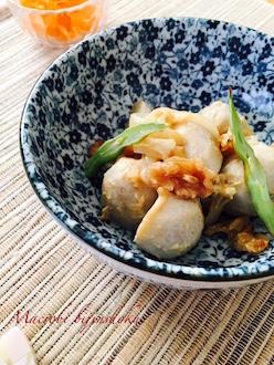 マクロビお芋の味噌マヨ風28年
