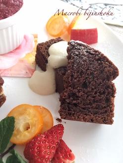 マクロビチョコレートケーキ29.1
