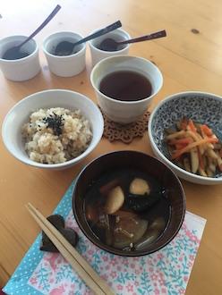 マクロビ味噌作り試食29.2