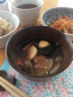 マクロビ2年熟成味噌汁29.2