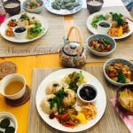 29年4月マクロビ料理コース♪蒸し料理&和食で開催しました