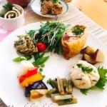 29年4月マクロビのお弁当料理レッスン開催しました