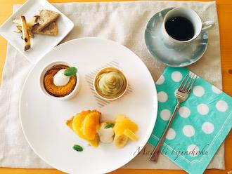 マクロビ芋と南瓜スイーツ29.5