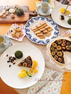 マクロビスイーツ米粉焼き菓子1