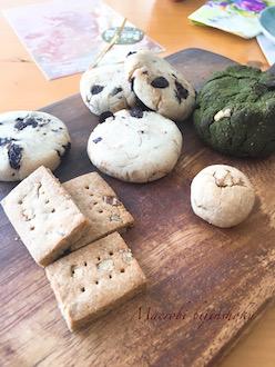 マクロビ米粉クッキー色々29