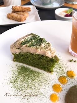 マクロビ小松菜のケーキ29.5
