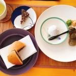 マクロビやさしい和菓子教室で葛餅&大福も♪〜29年6月開催しました