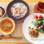 6月ハーブとスパイスのダイエット料理教室開催しました