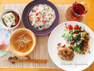 マクロビスパイス&ダイエット料理29.6