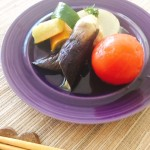 東京大塚マクロビ教室〜夏野菜で和風冷製料理♪29年8月開催ご案内