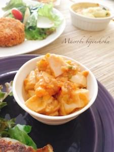マクロビ麻婆豆腐