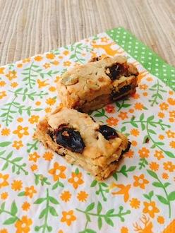マクロビイチジク米粉クッキー