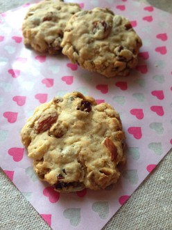 ざっくりクッキー
