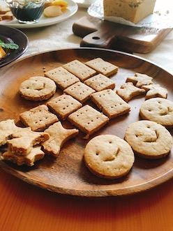 マクロビ基本のクッキー2018.10