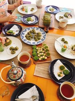 マクロビ抹茶スイーツ2018.5