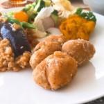 大塚のマクロビ料理教室2019年5月は大豆ミートを楽しみました