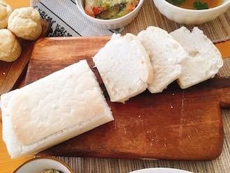 マクロビ米粉角食パン
